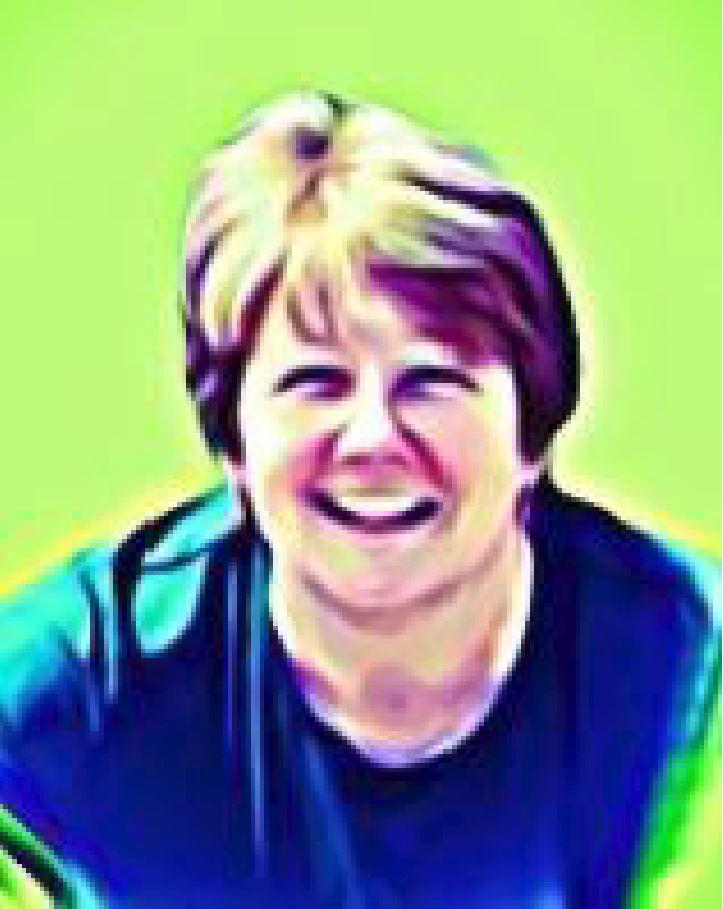 Helen Hazelton, CEO